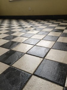 põranda süvapesu